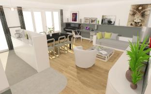 Projet-Habitation-Appartement-Paris 19-01